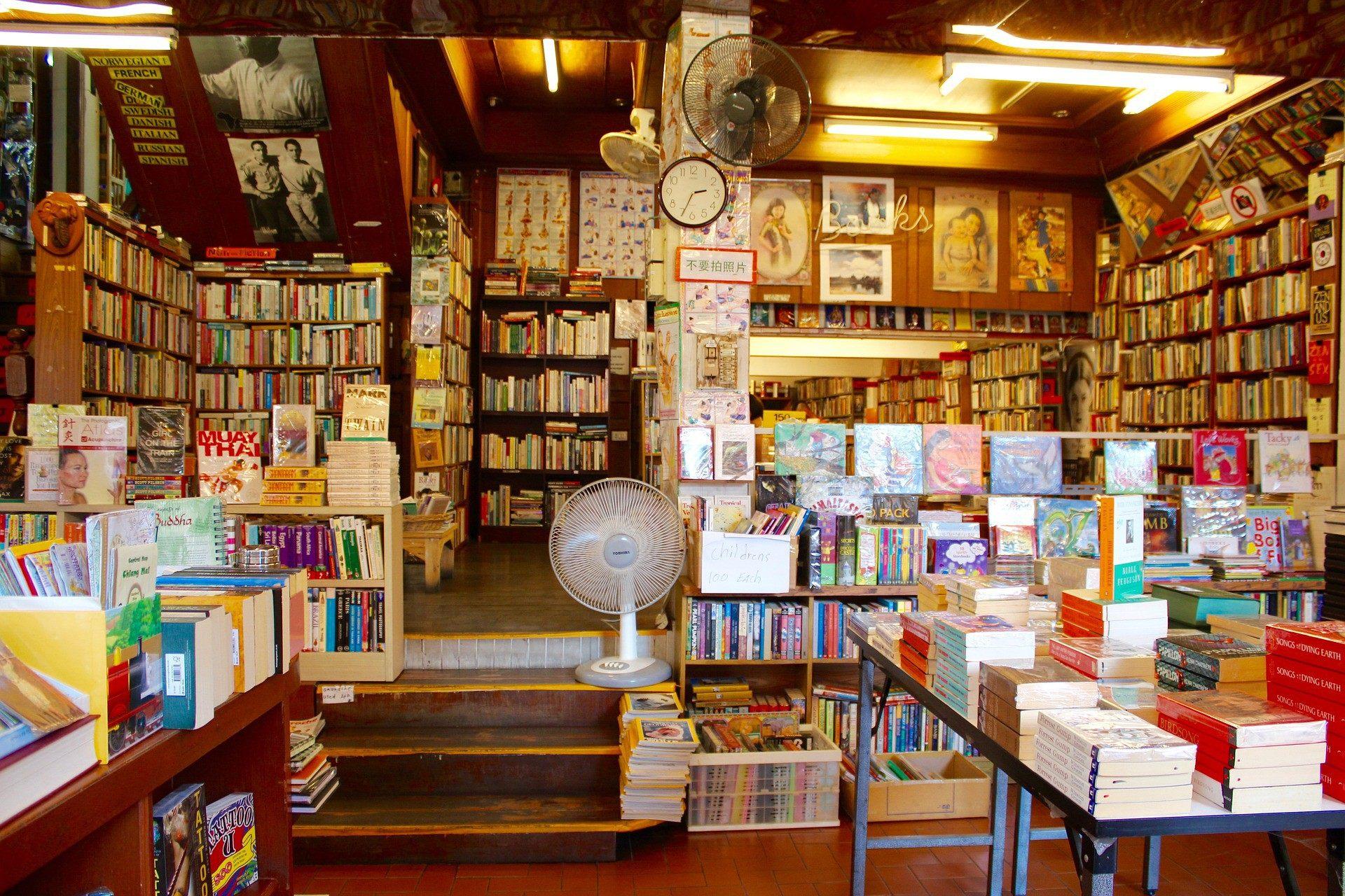 librerie apertura