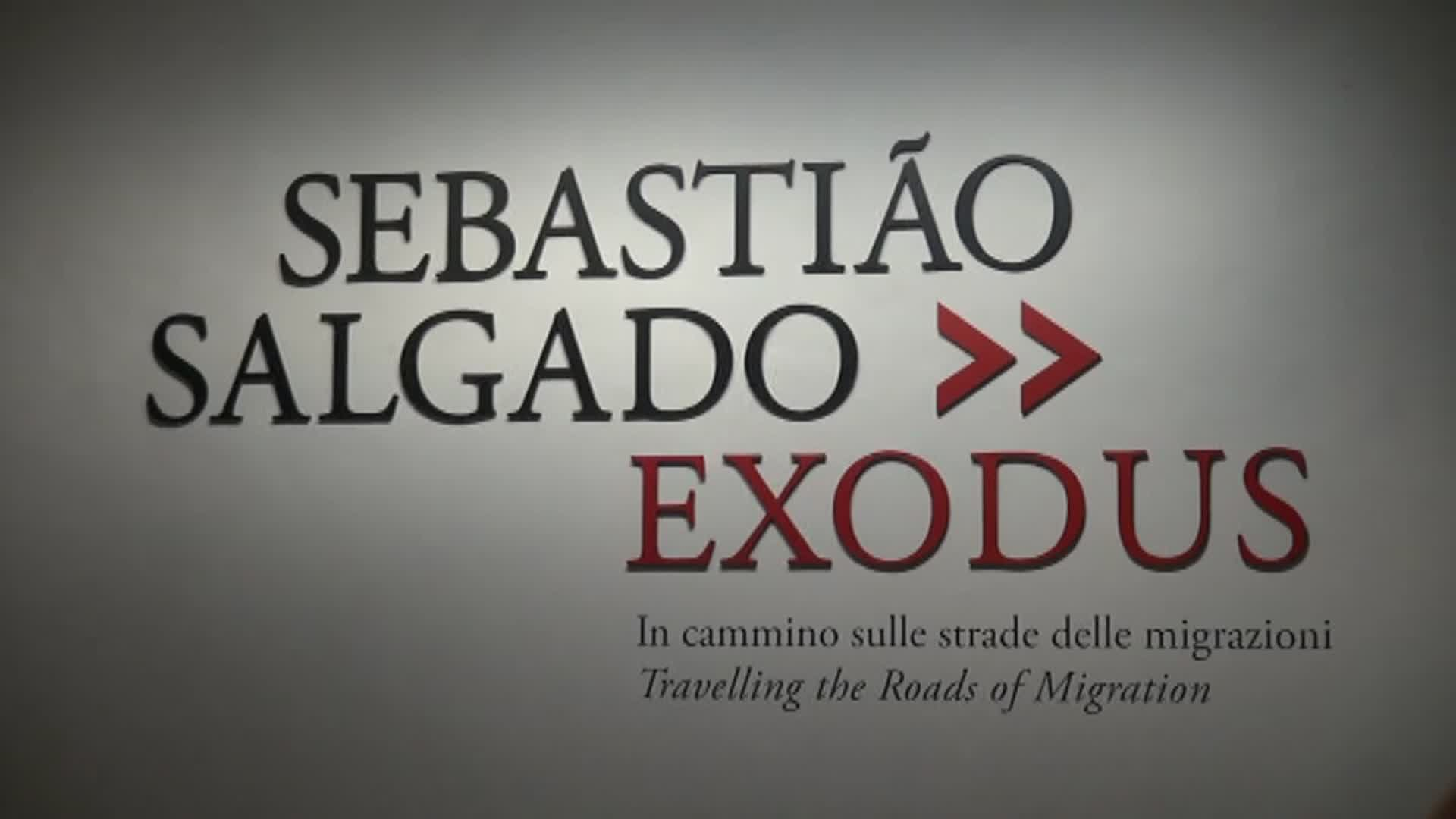Sebastiao salgado exodus pistoia