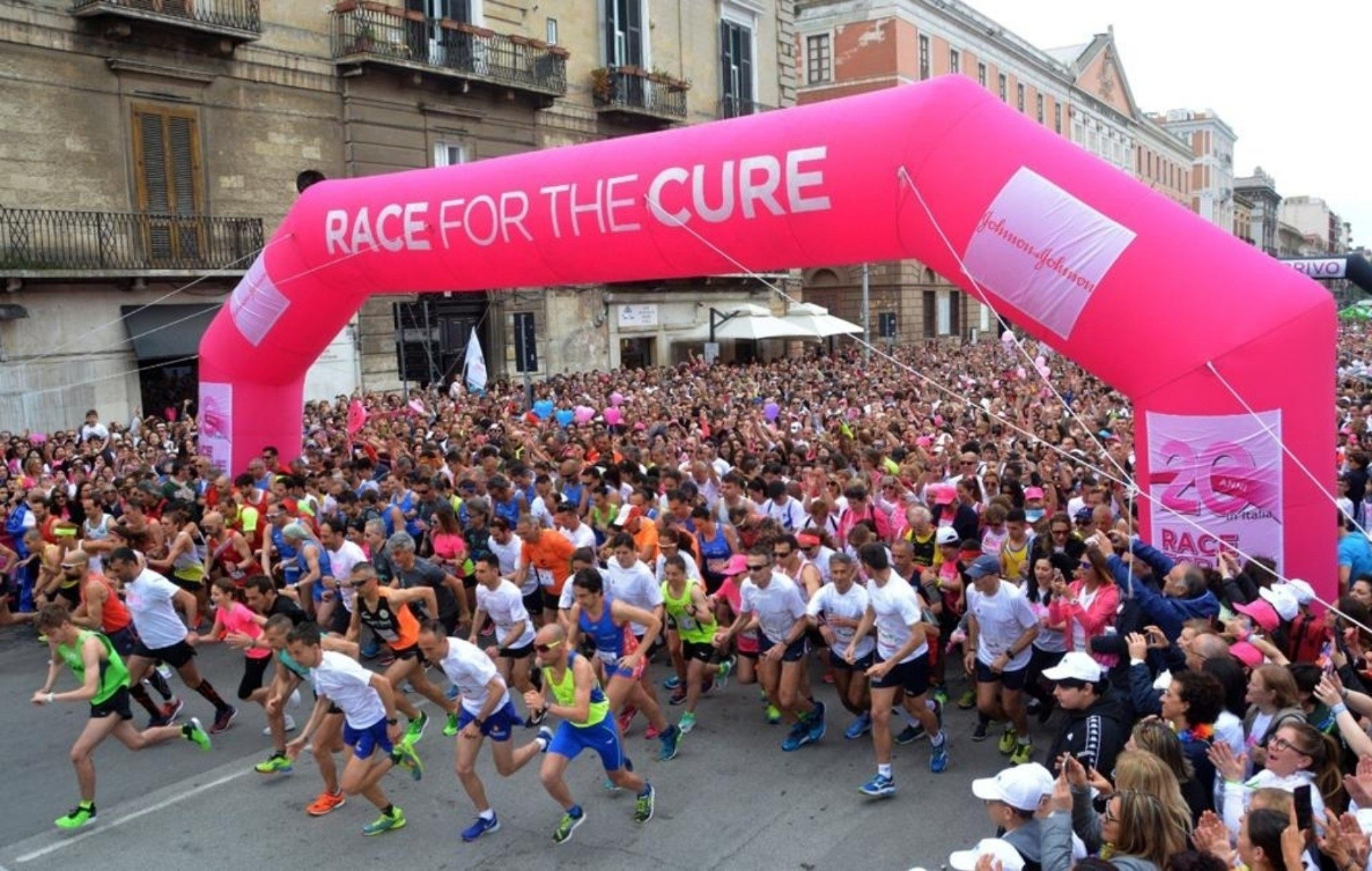race for the cure roma